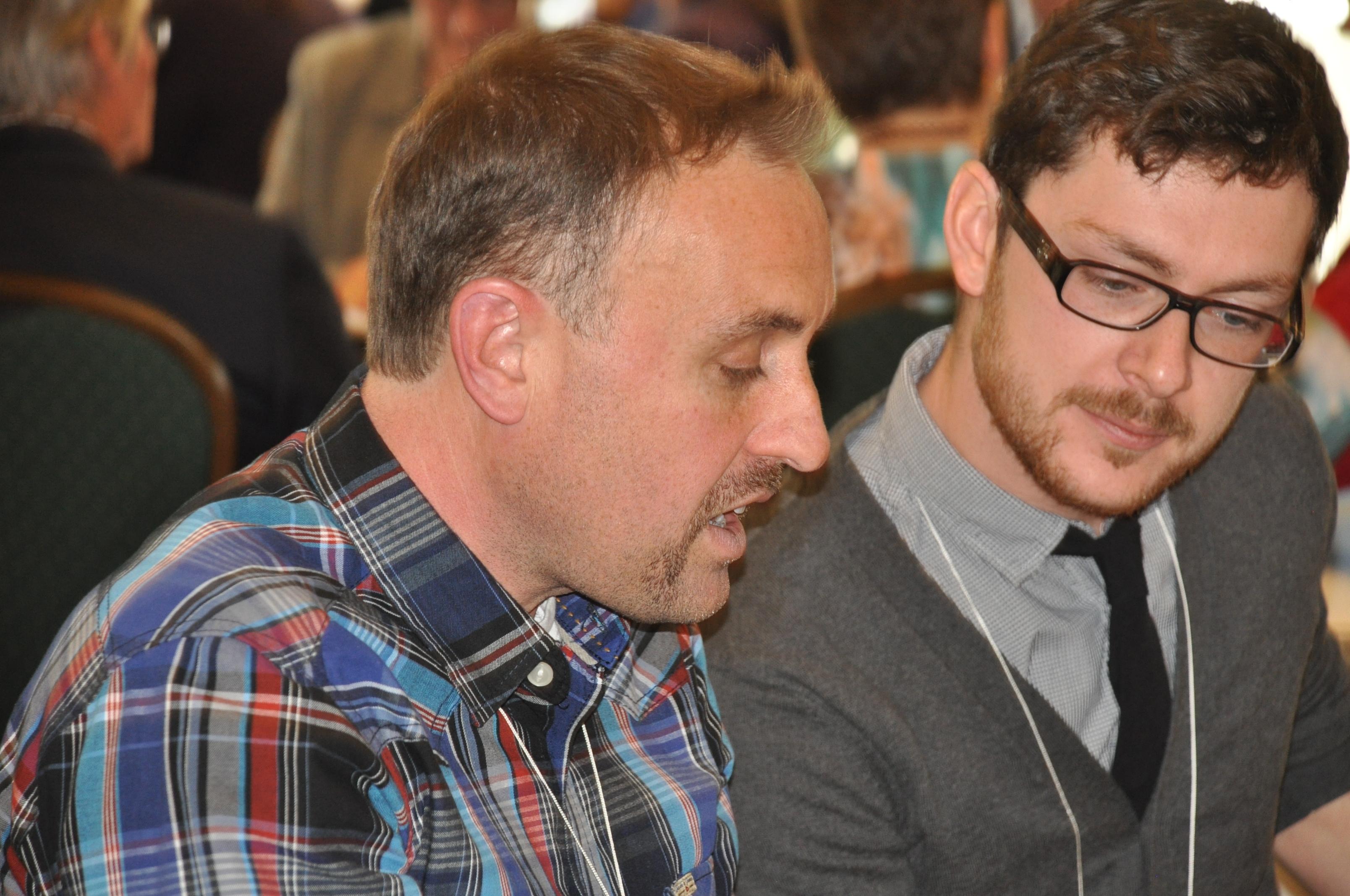 Participants at the 2013 Philanthropy Forum