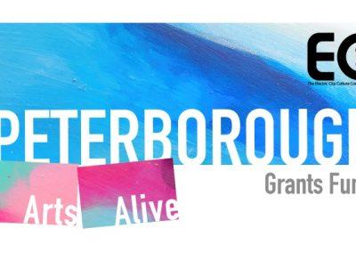 Peterborough Arts Alive Fund