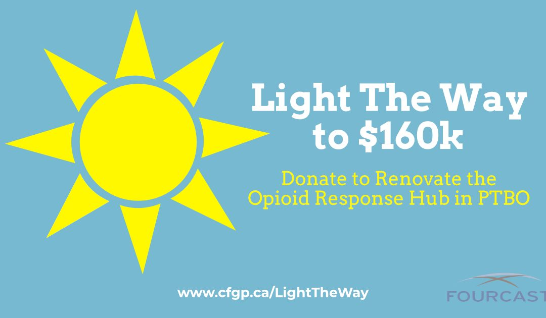 The Brian and Lynne Kelly Family Fund Makes Major Donation to Light The Way Campaign